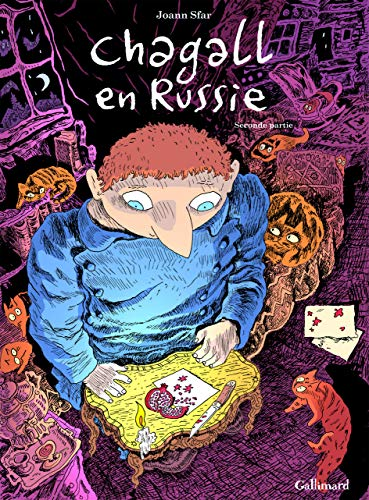 Chagall en Russie, Tome 2