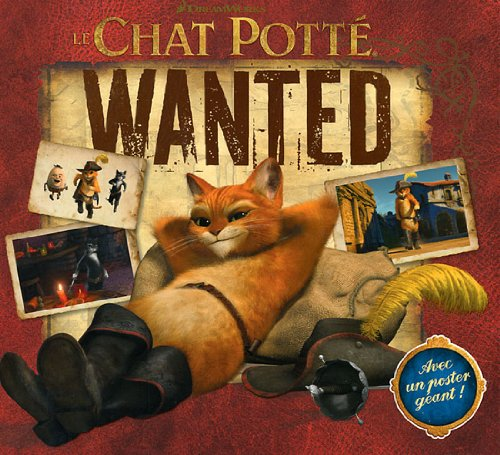 Le Chat Potté : Wanted