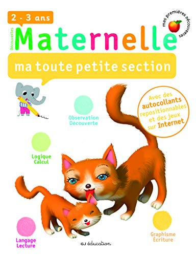Maternelle ma toute petite section