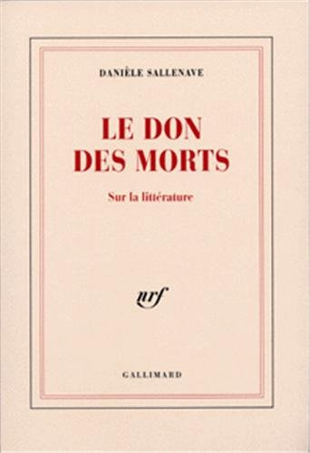 Le don des morts