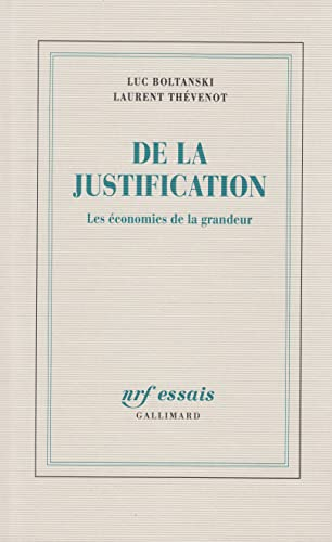 De la justification