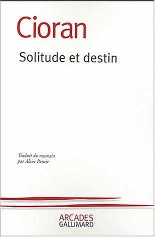 Solitude et Destin