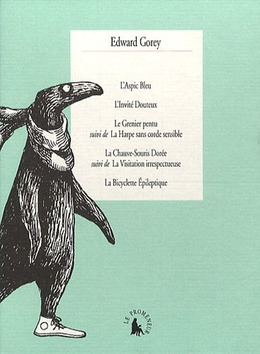 Coffret Edward Gorey, 5 volumes