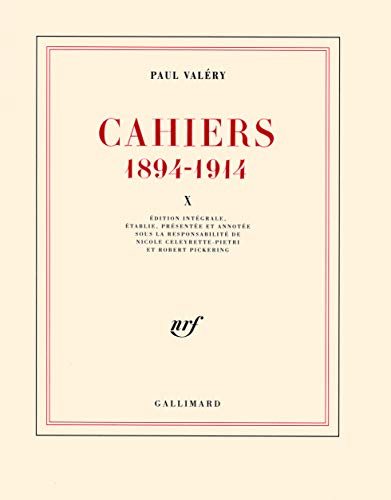 Cahiers 1894-1914 : Tome 10, 1910-1911