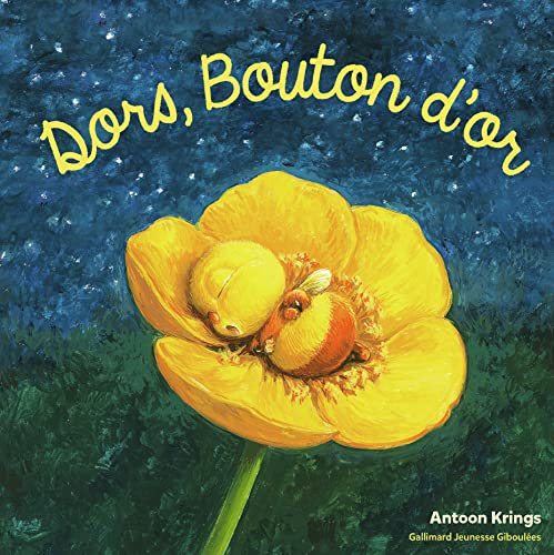 Dors, Bouton d'or |