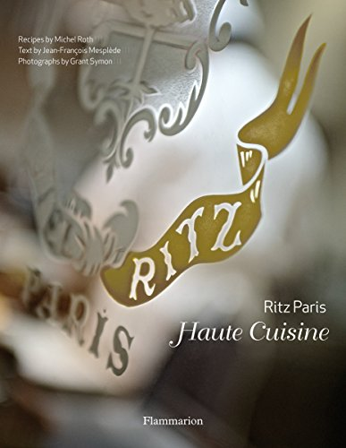 The Ritz : haute cuisine