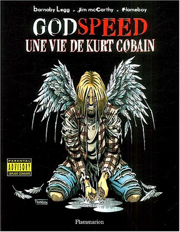 Godspeed The Kurt Cobain Graphic