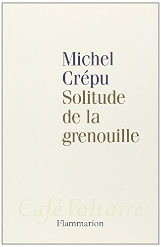 Solitude de la grenouille