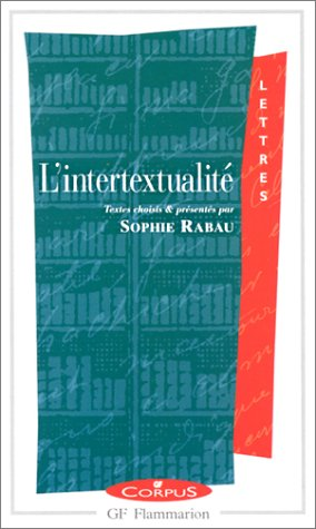 L'Intertextualité