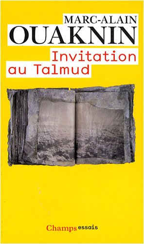 Initiation au Talmud