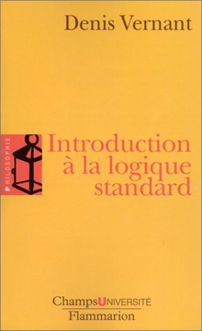Introduction à la logique standard