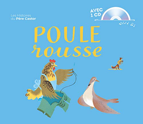 Poule rousse (1CD audio)