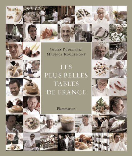 Les plus belles tables de France