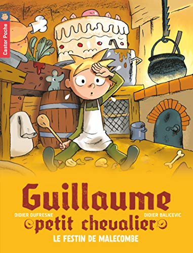 Guillaume petit chevalier, Tome 5