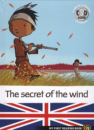 The secret of the wind (1CD audio)