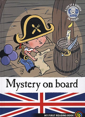 Mystery on board (1CD audio)