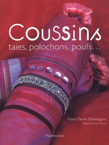 Coussins : Taies, polochons, poufs...