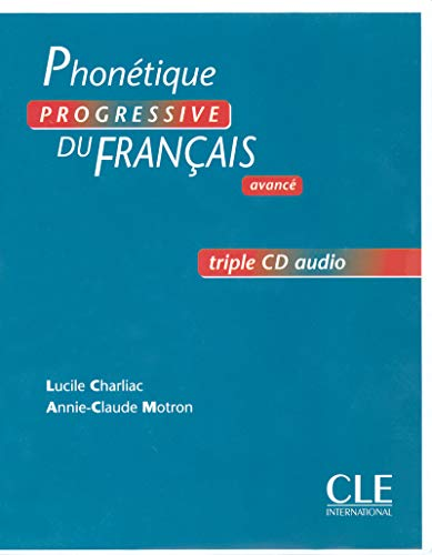 Phonetique Progressive Du Francais, Avance