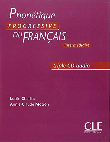 Phonetique Progressive Du Francais, Intermediaire
