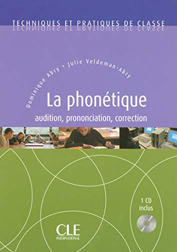 Phonétique (1CD audio)