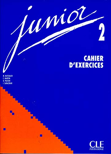 Junior 2. Cahier d'exercices