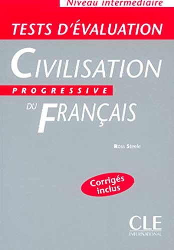 Tests d'évaluation Civilisation progressive du français