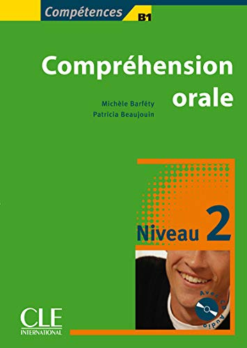 Compréhension orale niveau 2 (1CD audio)