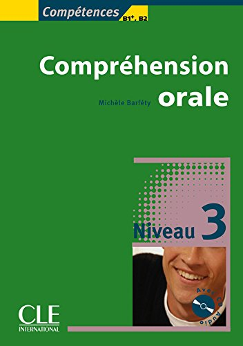 Compréhension orale Niveau 3 (1CD audio)