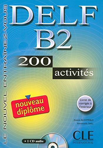 Nouveau DELF B2 (1CD audio)