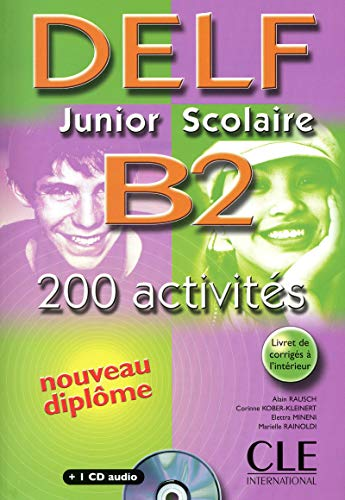 DELF Junior Scolaire B2