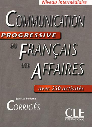 Communication progressive du français des affaires