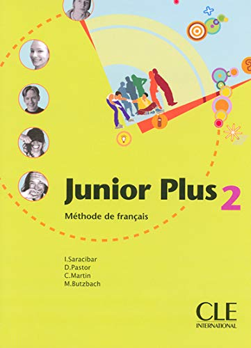 Junior plus niveau 2. eleve
