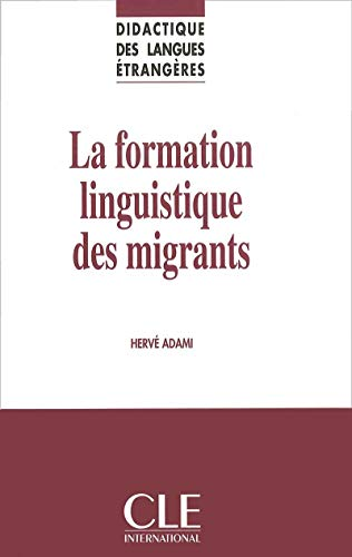 La formation linguistique des migrants