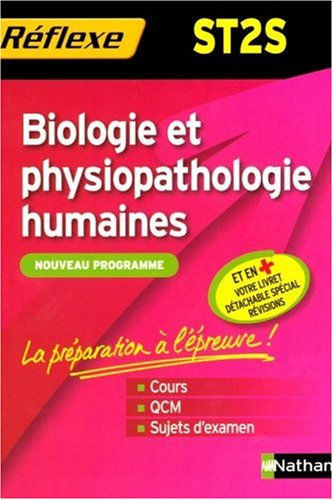 Biologie et physiopathologie humaines ST2S