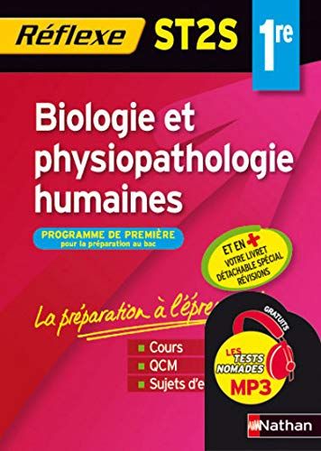 Biologie et physiopathologie humaines ST2S 1re