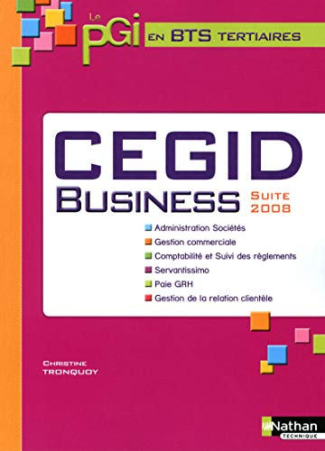 Cegid Business : Suite 2008