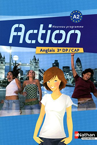 Anglais 3e DP/CAP Action : A2