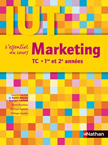 Marketing : DUT TC 1re et 2e années