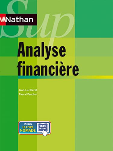 Analyse financière - Collection Nathan Sup