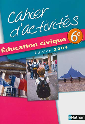 Éducation civique, 6e (TD)