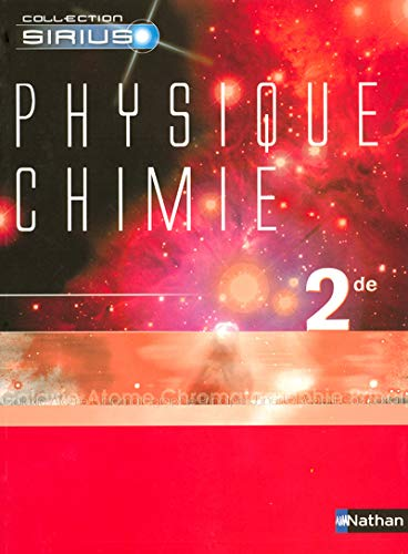 Physique-Chimie, 2nde