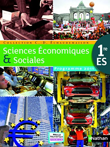 Sciences Economiques & Sociales 1re ES Echaudemaison