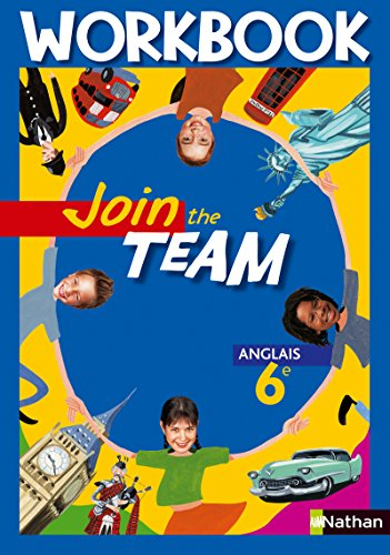 Join the team Anglais 6e