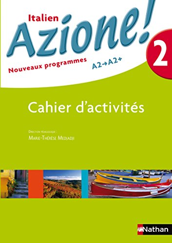 Azione 2 cahier d'exercices