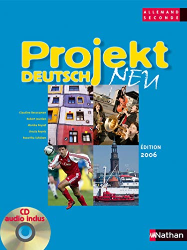 Allemand 2e Projekt deutsch neu