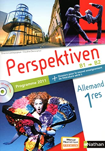 Perspektiven Allemand 1res B1/B2