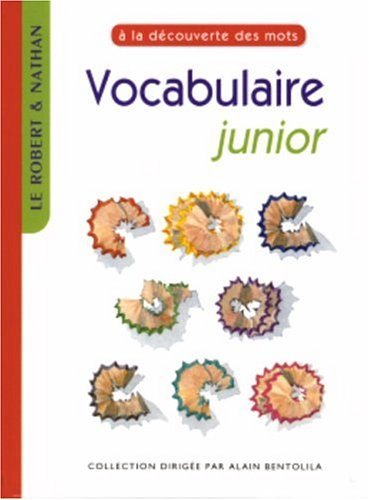 Vocabulaire junior