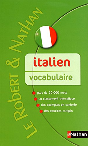 Italien vocabulaire