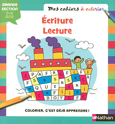 Ecriture-lecture grande section 5-6 ans