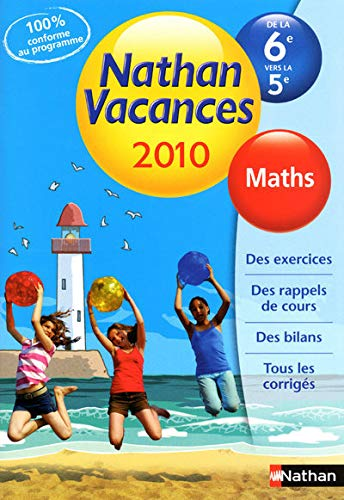 Maths la 6e vers la 5e